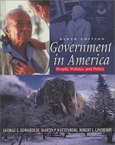 9780321070784: Government in America: People, Politics, and Policy, Election Update