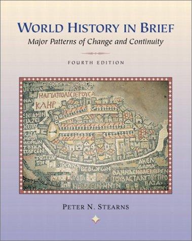 9780321076946: World History in Brief, Single Volume Edition (4th Edition)