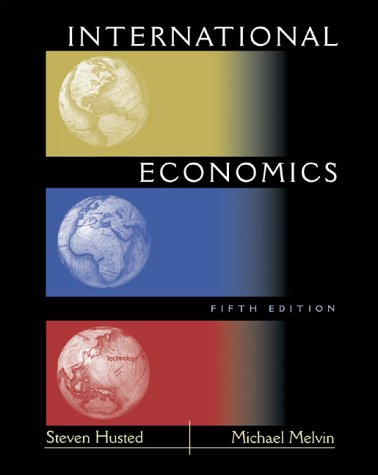 9780321077462: International Economics (5th Edition)