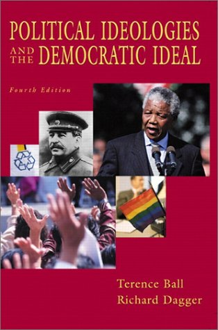 9780321078414: Political Ideologies and the Democratic Ideal (4th Edition)