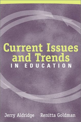 9780321079787: Current Issues and Trends in Education
