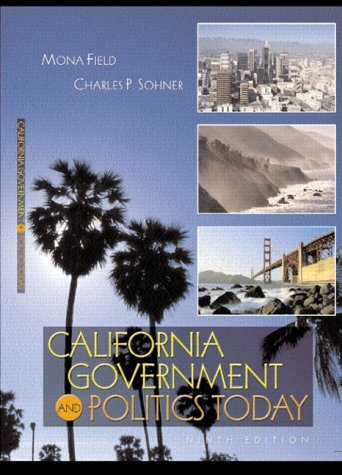 9780321079985: California Government and Politics Today (9th Edition)