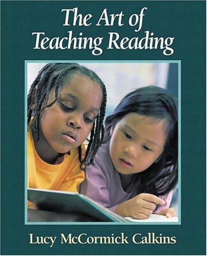 9780321080592: The Art of Teaching Reading