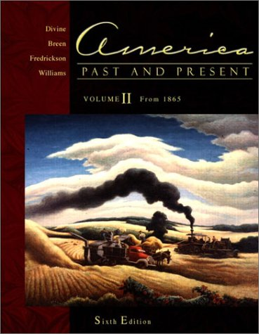 America, Past and Present: Divine, Robert A.