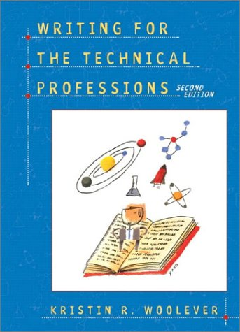 9780321084163: Writing for the Technical Professions (2nd Edition)