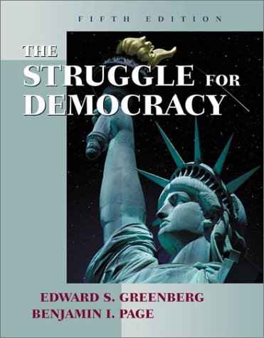 9780321084200: The Struggle for Democracy (5th Edition)
