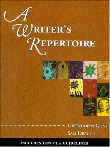 9780321084415: A Writer's Repertoire: Includes 1999 MLA Guidelines