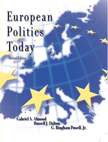 9780321086129: European Politics Today (2nd Edition)