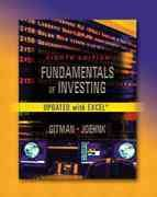 9780321088086: Fundamentals of Investing