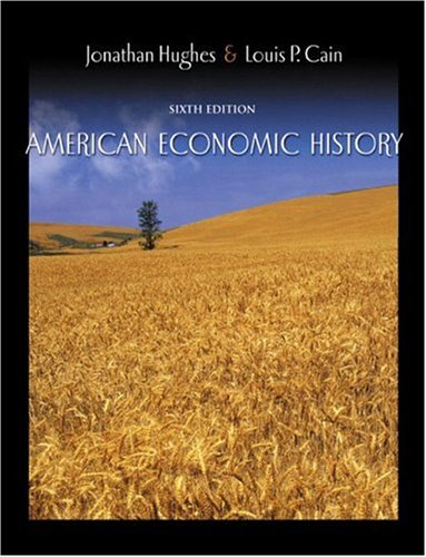 9780321088222: American Economic History (6th Edition)