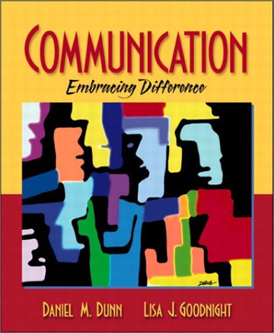 9780321088239: Communication: Embracing Difference