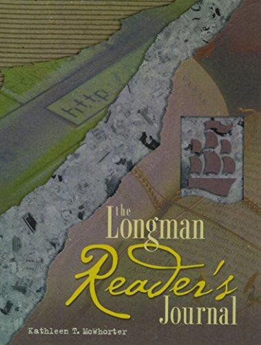 9780321088437: The Longman Reader's Journal