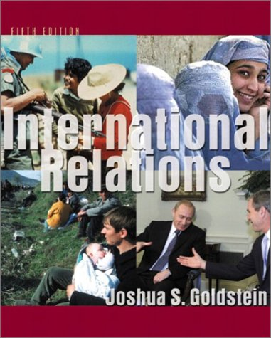 9780321088758: International Relations (5th Edition)