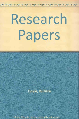 9780321089403: Research Papers