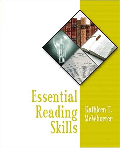 9780321089656: Essential Reading Skills
