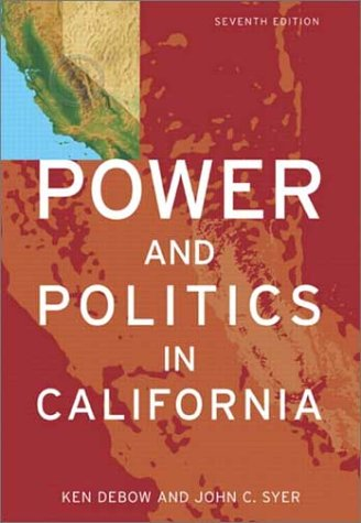 9780321089755: Power and Politics in California (7th Edition)