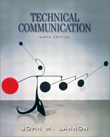 9780321089793: Technical Communication (9th Edition)