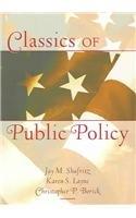 9780321089892: Classics of Public Policy