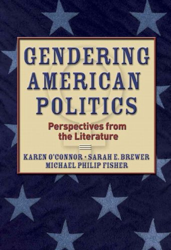 9780321090867: Gendering American Politics: Perspectives from the Literature