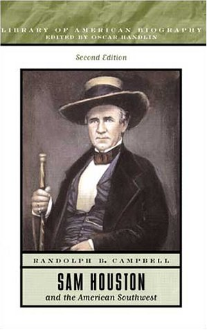 9780321091390: Sam Houston and the American Southwest (2nd Edition)
