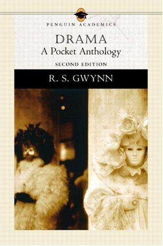 9780321091758: Drama: A Pocket Anthology