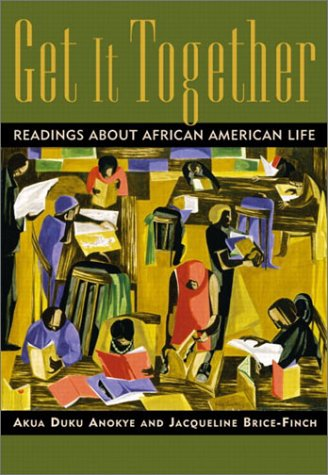9780321092687: Get It Together: Readings About African-American Life