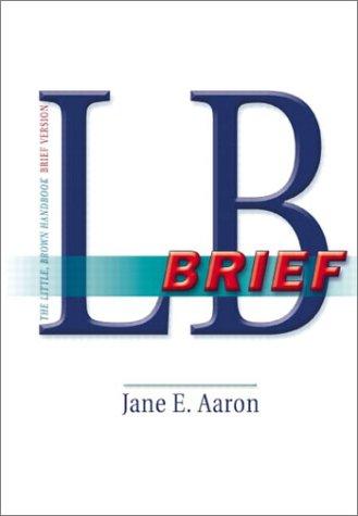 9780321093158: LB Brief