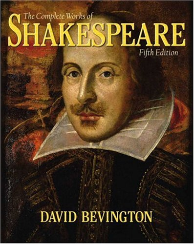 9780321093332: The Complete Works of Shakespeare
