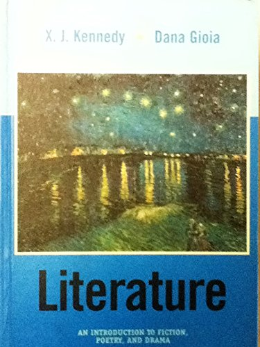 9780321093356: Literature: An Introduction to Fiction, Poetry, and Drama
