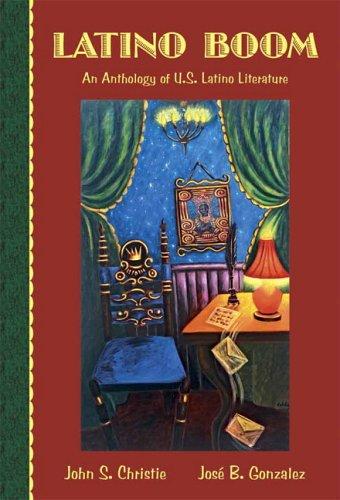 9780321093837: Latino Boom: An Anthology of U.S. Latino Literature