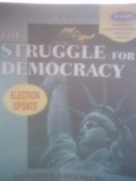 9780321095862: The Struggle for Democracy: Election Updates