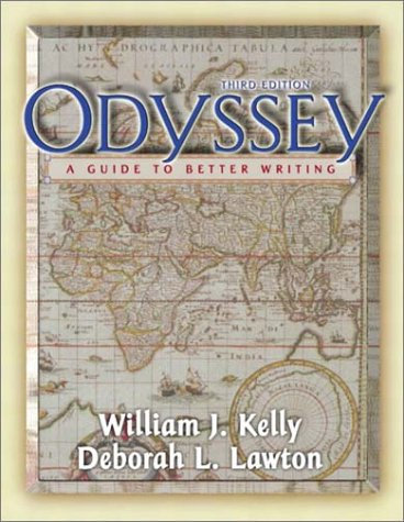 9780321096265: Odyssey: A Guide to Better Writing (3rd Edition)