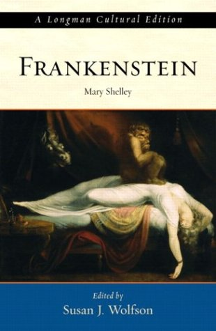 9780321096982: Frankenstein (Longman Cultural Editions)