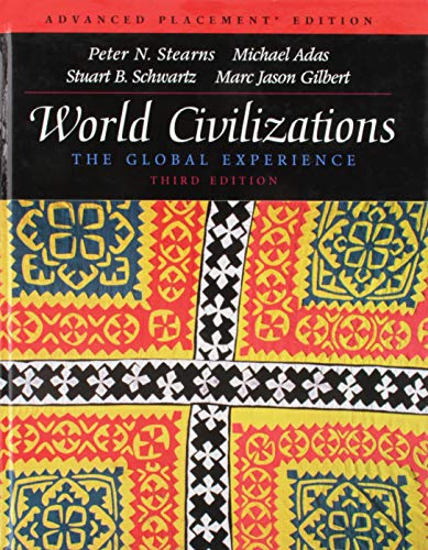 9780321099693: Advanced Placement Edition - World Civilizations: The Global Experience
