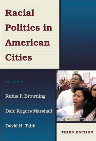 9780321100351: Racial Politics in American Cities (3rd Edition)