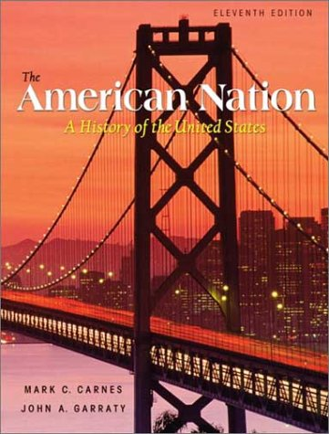 9780321101488: The American Nation: A History of the United States