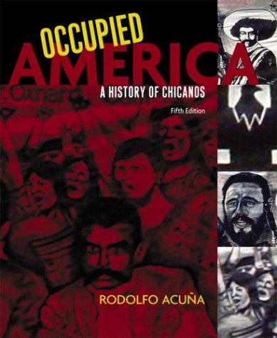 9780321103307: Occupied America: A History of Chicanos, Fifth Edition