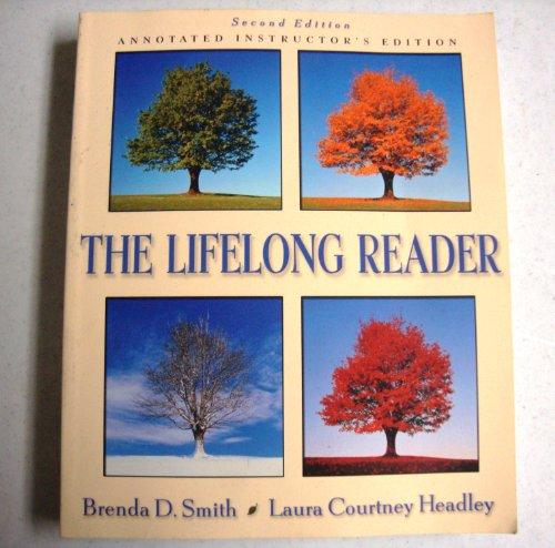 The Lifelong Reader: Brenda D. Smith,