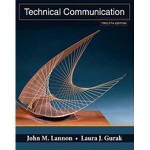 9780321105295: Technical Communication