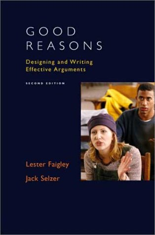 9780321105318: Good Reasons: Designing and Writing Effective Arguments (2nd Edition)