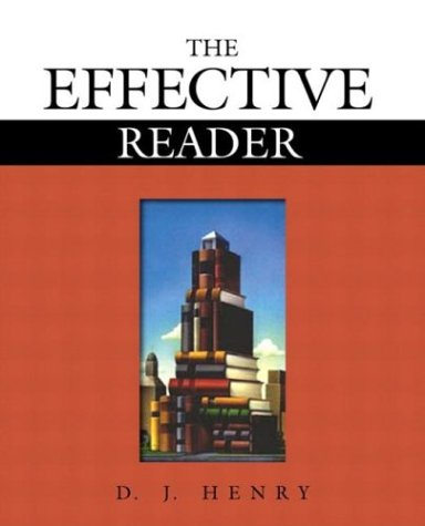 9780321105424: The Effective Reader