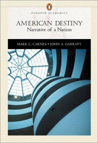 American Destiny: Narrative of a Nation (Single: Mark C. Carnes,