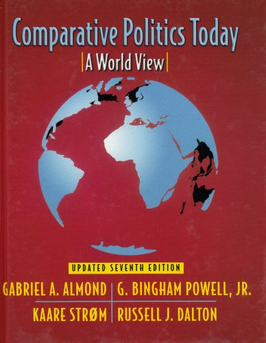 9780321106766: Comparative Politics Today: A World View