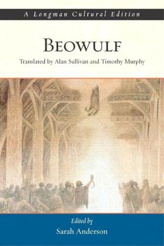9780321107206: Beowulf, A Longman Cultural Edition
