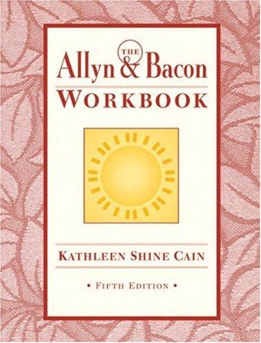9780321108166: Workbook