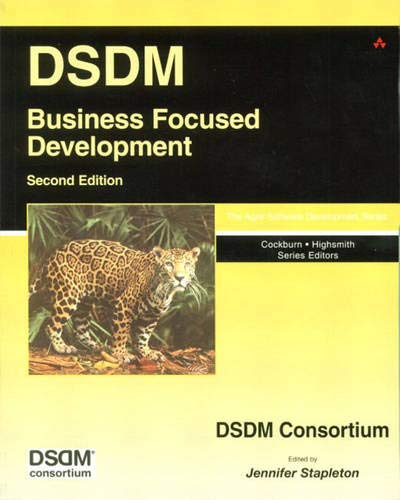 9780321112248: DSDM: Business Focused Development (The Agile Software Development Series)