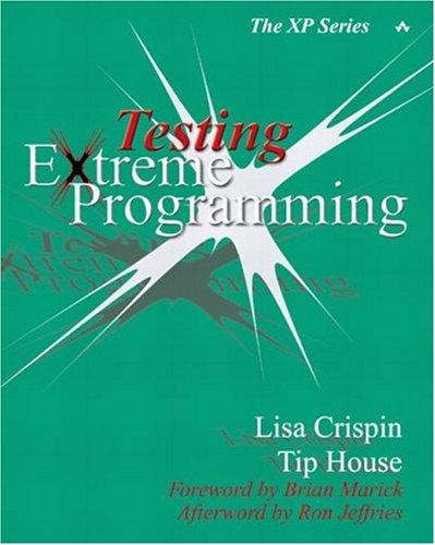 9780321113559: Testing Extreme Programming