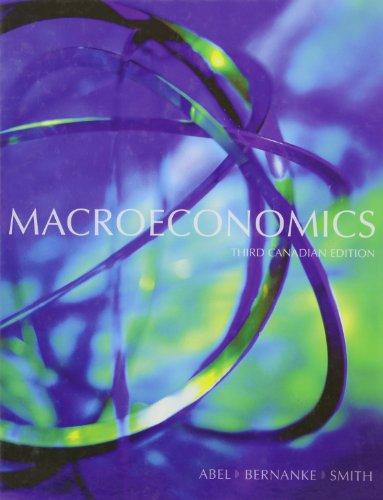 Macroeconomics: Abel, Andrew B.; Bernanke, Ben; Smith, Gregor W.