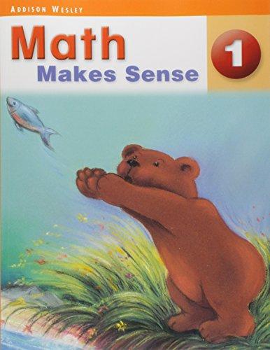 9780321115362: Math Makes Sense 1 National Edition
