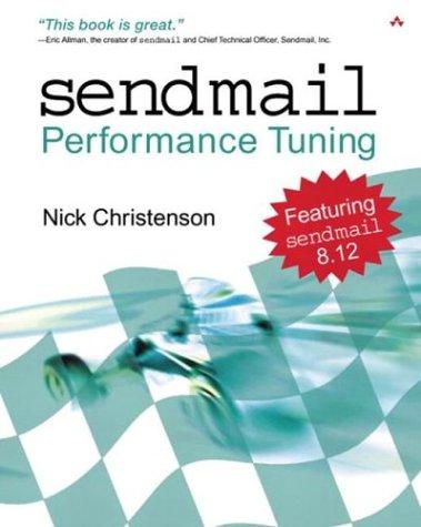9780321115706: sendmail Performance Tuning